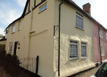 Thumbnail 2 bed semi-detached house to rent in Church Street, Gamlingay, Sandy