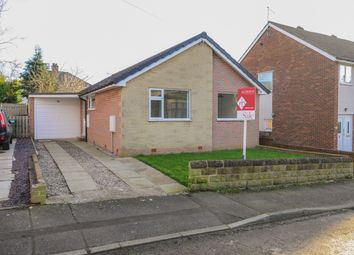 Thumbnail 3 bed detached bungalow for sale in Cecil Road, Dronfield