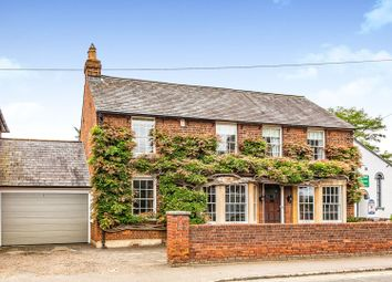 Thumbnail 4 bed detached house for sale in Wargrave Road, Twyford, Reading
