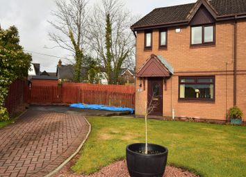 Thumbnail 3 bed semi-detached house for sale in Albert Quadrant, Motherwell
