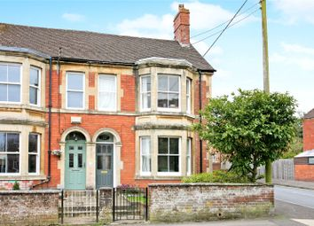 Thumbnail 3 bed end terrace house for sale in Brickley Lane, Devizes