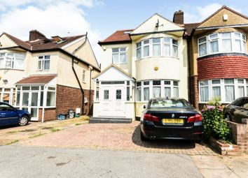 Torquay Gardens, Ilford IG4. 4 bed semi-detached house