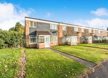 Thumbnail End terrace house for sale in Little Meadow Walk, Birmingham