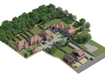 Thumbnail 1 bed end terrace house for sale in Back Lane, Bucks Horn Oak, Farnham, Surrey