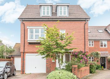 Thumbnail 4 bed detached house for sale in Pentons Close, Holybourne, Hampshire