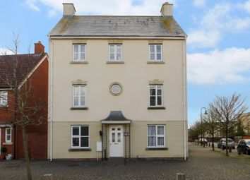 Thumbnail 5 bed town house for sale in Longridge Way, Weston Super Mare