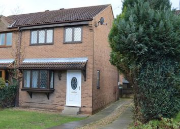 Thumbnail 3 bed semi-detached house to rent in The Poplars, Knottingley