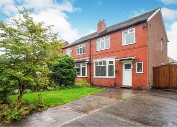 Thumbnail 3 bed semi-detached house for sale in Stockport Road, Marple, Stockport