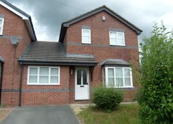 Thumbnail 3 bed detached house to rent in Bangor Road, Johnstown, Wrexham