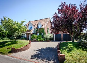 Thumbnail 4 bed detached house for sale in Mill Lane, Barnby, Beccles