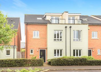 Thumbnail 4 bed semi-detached house for sale in Parkview Way, Epsom