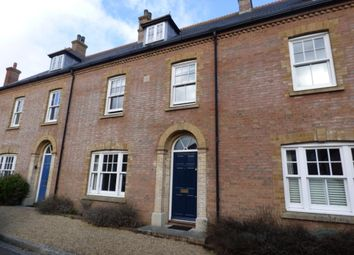 Thumbnail 3 bed terraced house to rent in Dunnabridge Street, Poundbury, Dorchester