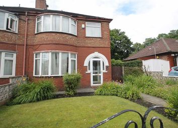 Thumbnail 3 bed semi-detached house for sale in Garner Drive, Salford, Manchester