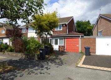 Thumbnail 3 bedroom semi-detached house for sale in Granton Road, Kings Heath, Birmingham, West Midlands