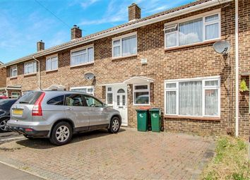 Thumbnail 3 bed terraced house to rent in Winchester Road, Crawley