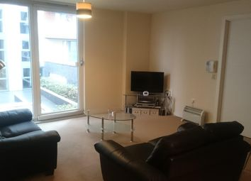 Thumbnail 2 bed flat to rent in Spectrum (Block 11), Blackfriars Road, Salford