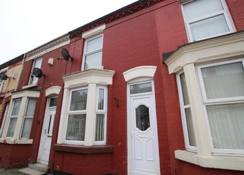 Thumbnail 2 bed terraced house for sale in Parton Street, Fairfield, Liverpool