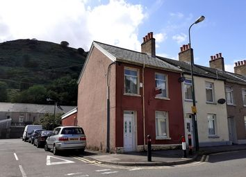 Thumbnail 3 bed end terrace house for sale in Marine Street, Cwm, Ebbw Vale