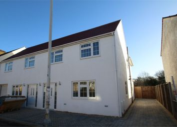 Thumbnail 4 bed semi-detached house for sale in Moorfield Road, Uxbridge, Middlesex
