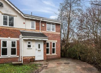 Thumbnail 4 bedroom end terrace house to rent in Reedley Drive, Worsley, Manchester