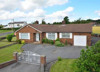Thumbnail 4 bed detached bungalow for sale in Back Lane, Barkston Ash, Tadcaster