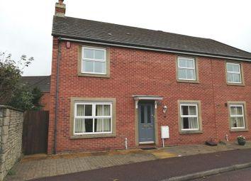 Thumbnail 3 bed semi-detached house to rent in Cedern Avenue, Elborough Village, Weston Super Mare
