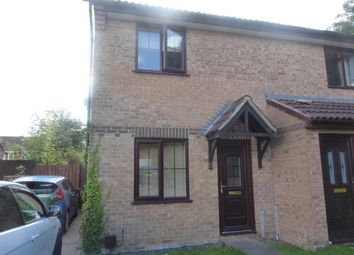 Thumbnail 2 bed property to rent in Broom Way, Narborough, Leicester