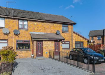 Thumbnail 2 bed terraced house for sale in Cairn Avenue, Renfrew