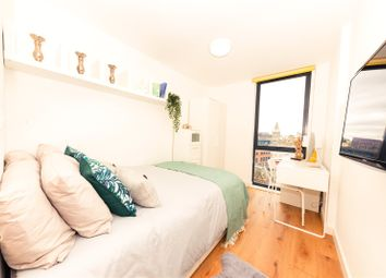 Thumbnail 3 bed flat to rent in The Edge, 2 Seymour St, Liverpool