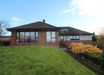 Thumbnail 6 bed detached bungalow for sale in Ardival, Strathpeffer
