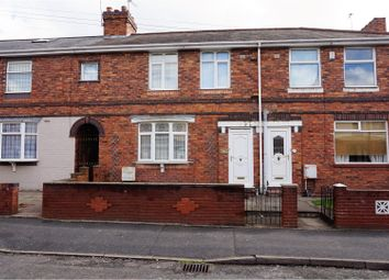 Thumbnail 3 bed terraced house for sale in Newbolt Road, Bilston