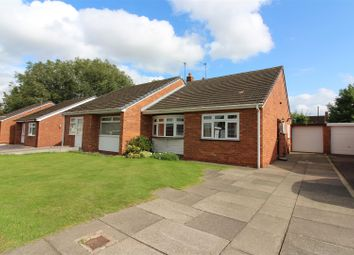 Thumbnail 2 bed semi-detached bungalow for sale in Peveril Drive, Styvechale, Coventry