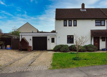 Thumbnail 3 bed semi-detached house for sale in Cheshire Crescent, Chichester