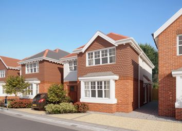 Thumbnail 4 bed detached house for sale in Melbury Gardens, Upton, Poole