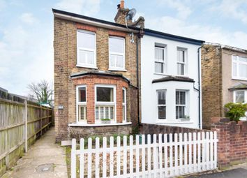Thumbnail 3 bed semi-detached house for sale in Portman Road, Norbiton, Kingston Upon Thames