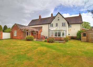 Thumbnail 5 bedroom detached house for sale in Meadow Lane, Coalville