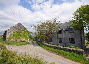Thumbnail Farmhouse for sale in Borth