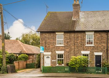 Thumbnail 2 bed end terrace house to rent in The Square, Newchapel Road, Lingfield