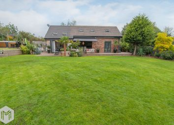 Thumbnail 3 bedroom barn conversion for sale in Lower Leigh Road, Westhoughton, Bolton
