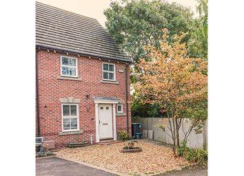 Thumbnail 4 bed end terrace house for sale in Bevan Close, Peterborough