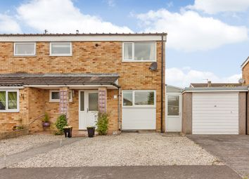 Thumbnail 3 bed semi-detached house for sale in Churchill Avenue, Melksham, Wiltshire