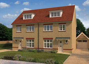 Thumbnail 4 bedroom semi-detached house for sale in Rayne Gardens, Rayne Road, Braintree