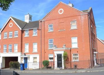 Thumbnail 3 bed terraced house for sale in Chapelwent Road, Haverhill, Suffolk