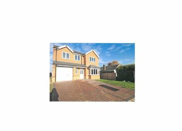 Thumbnail 5 bedroom link-detached house for sale in Greenhill Lane, Leabrooks, Alfreton