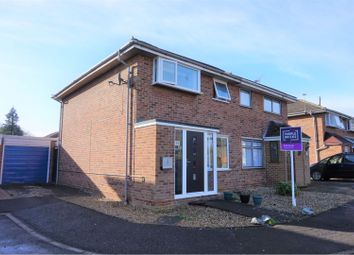 Thumbnail 3 bed semi-detached house for sale in Bletchley, Milton Keynes