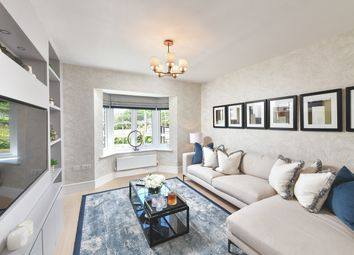Thumbnail 4 bed semi-detached house for sale in Hollyfields, Hawkenbury Road, Hawkenbury, Tunbridge Wells