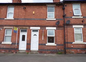 Thumbnail 2 bed terraced house for sale in Ransom Road, Nottingham, Nottinghamshire
