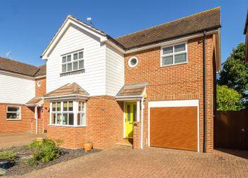 Thumbnail 4 bed detached house for sale in Ashbys Close, Edenbridge