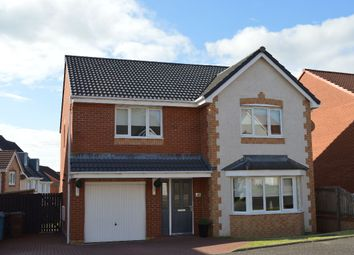 Thumbnail 4 bedroom detached house for sale in Crofton Wynd, Clarkston, Airdrie
