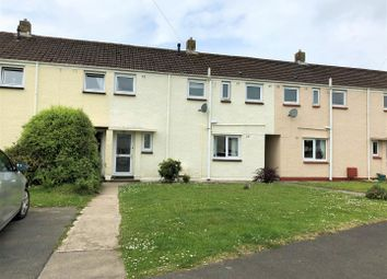 Thumbnail 3 bed terraced house for sale in Furzy Park, Haverfordwest